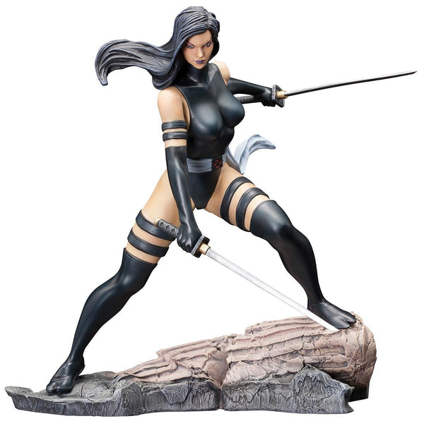 Kotobukiya Marvel Comics X-Force Psylocke Fine Art Statue