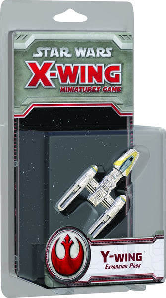 Star Wars X Wing Miniature Game Y Wing Expansion Pack