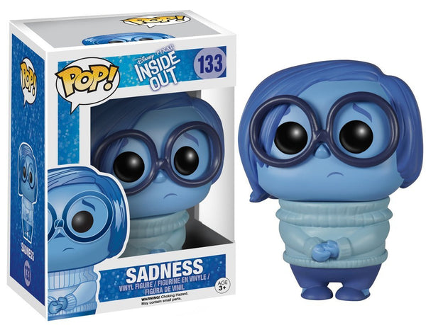 FunKo POP Disney/Pixar: Inside Out - Sadness Toy Figure