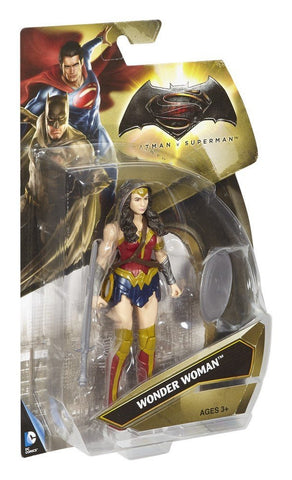 "Batman V Superman: Dawn of Justice Wonder Woman 6"" Figure"