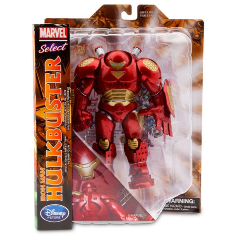 "Marvel Select Iron Man Hulkbuster 8"" Action Figure Avengers"
