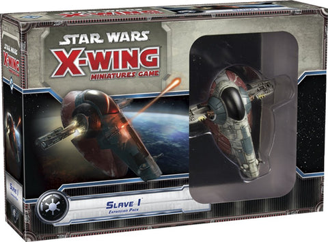 Star Wars X-Wing: Slave I Expansion Pack