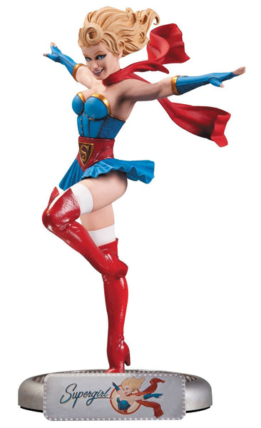 DC Collectibles DC Comics Bombshells: Supergirl Statue