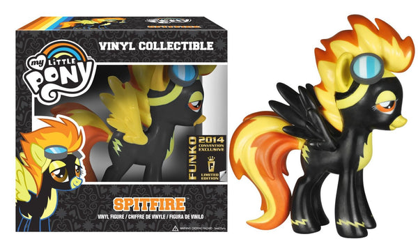 FUNKO SGTCC EXCLUSIVE My Little Pony Black Spitfire