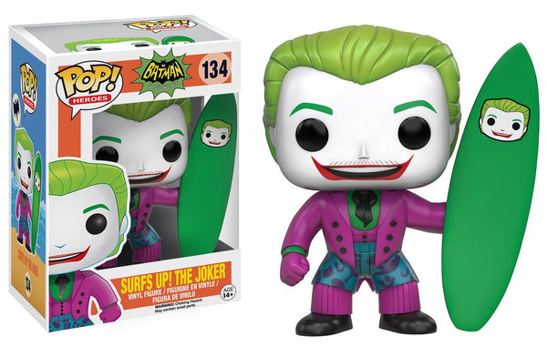 Funko POP! Heroes: DC - Surfs Up! The Joker Vinyl Figure