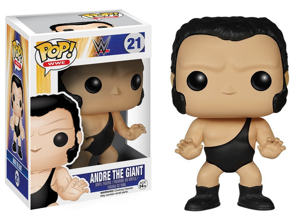 FunKo POP WWE: Andre the Giant Toy Figure