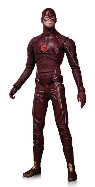 DC Collectibles: The Flash Action Figure - TV Series Version