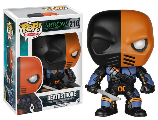 Funko POP TV: Arrow - Deathstroke Action Figure