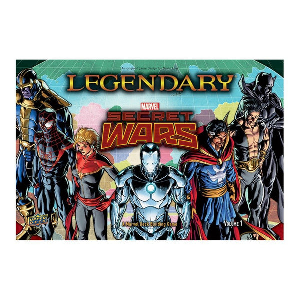 Legendary: Marvel: Secret Wars