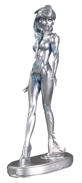 DC Collectibles DC Comics Cover Girls: Platinum Statue