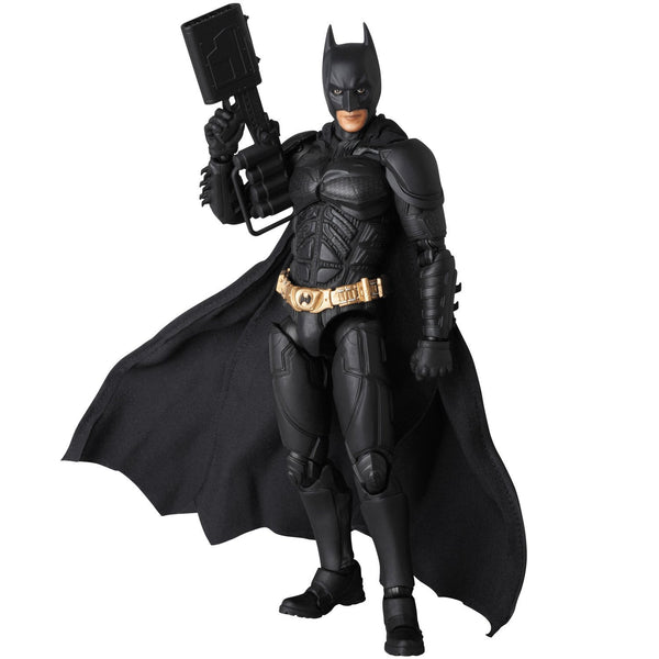 DC Medicom The Dark Knight Rises: Batman Mafex Version 2.0 Figure 6""