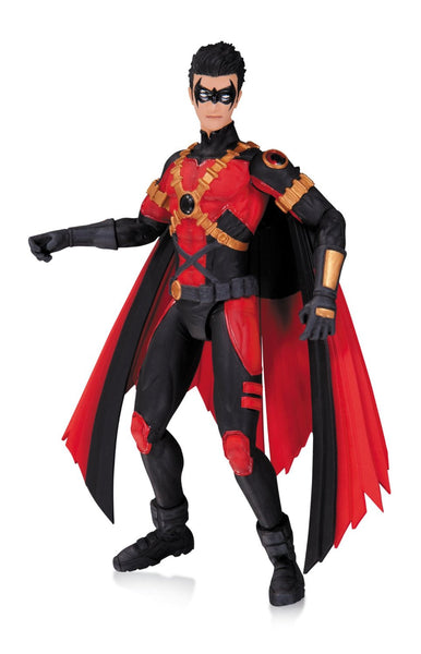 DC Collectibles DC Comics The New 52: Teen Titans: Red Robin Action Figure