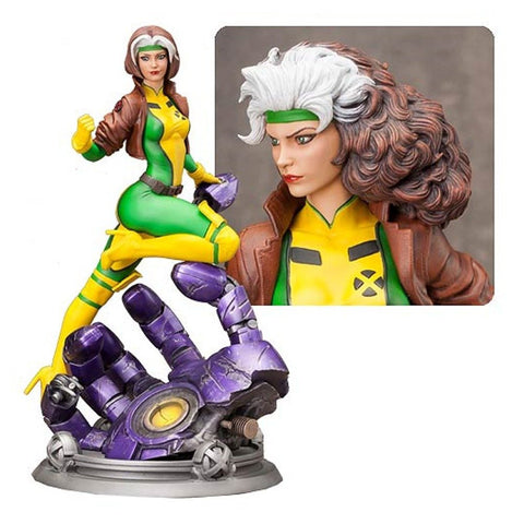 Kotobukiya Marvel: X-Men Danger Room Sessions: Rogue Fine Art Statue