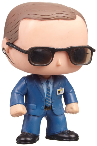 FunKo POP Marvel: S.H.I.E.L.D - Agent Coulson Toy Figure