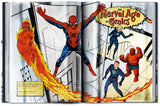 75 YEARS OF MARVEL COMICS: FROM THE GOLDEN AGE TO THE SILVER SCREEN HARDCOVER
