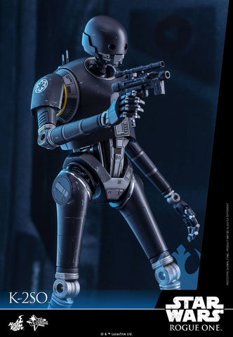 Rogue One: A Star Wars Story – K-2SO 1/6 Scale Figure by Hot Toys