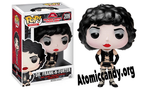 FUNKO MOVIE ROCKY HORROR PICTURE SHOW Dr Frank n Furter