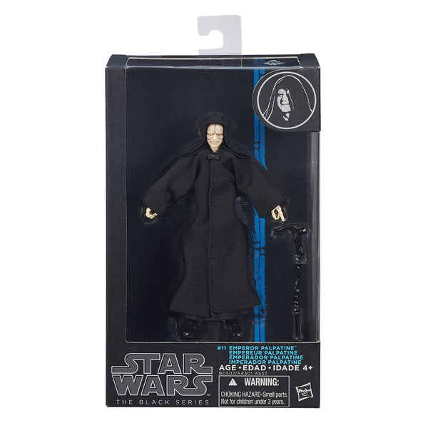 Star Wars The Black Series Emperor Palpatine 6 Inch Figure
