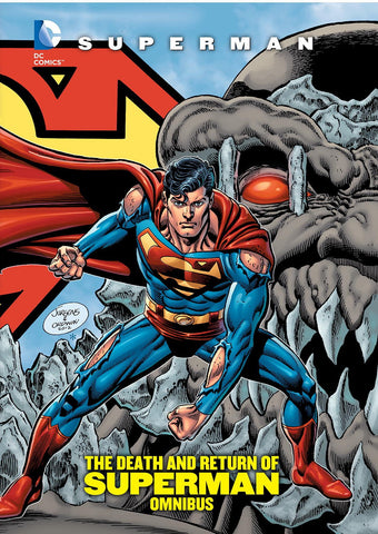 SUPERMAN: THE DEATH AND RETURN OF SUPERMAN OMNIBUS HC