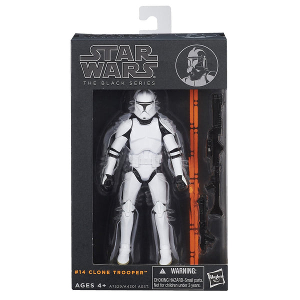 Star Wars The Black Series Clone Trooper Figure