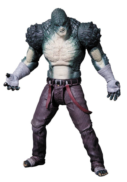 DC Collectibles Batman Arkham Origins Series 2: Killer Croc Deluxe Action Figure