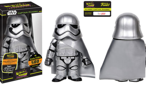 Funky pop Classic Captain Phasma Hikari Sofubi Figure Star Wars