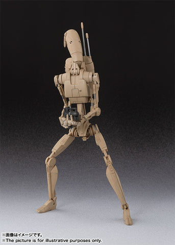 BANDAI S.H. Figuarts Star Wars EPS 1 Battle Droid