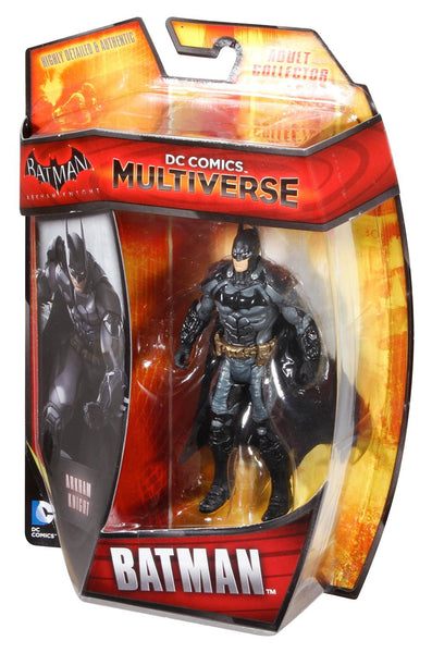 "DC Comics Multiverse: 4"" Basic Figure, Batman"