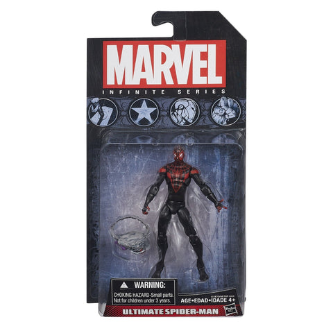 Marvel Infinite Series Ultimate Spiderman