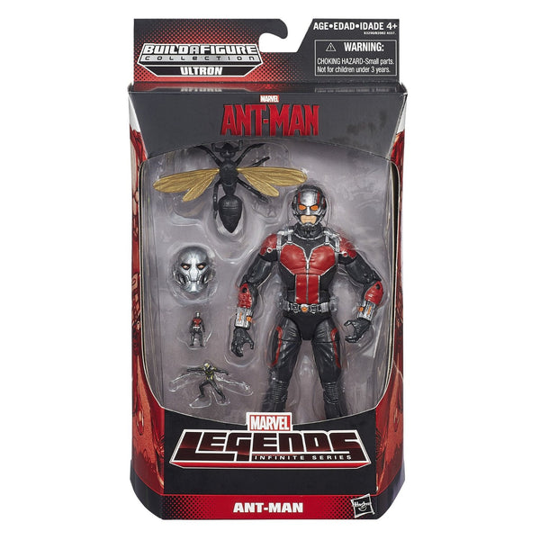 "Marvel Legends Infinite Series Ant-Man 6"" Figure"