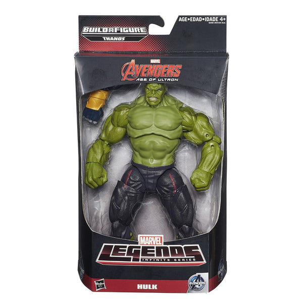 "Marvel Legends Infinite Series Hulk 6"" Figure"
