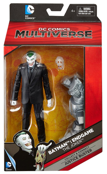 DC Comics Multiverse: The Joker Endgame Action Figure