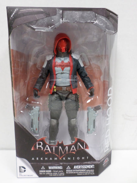 Batman Arkham Knight Red Hood Game Stop Exclusive.