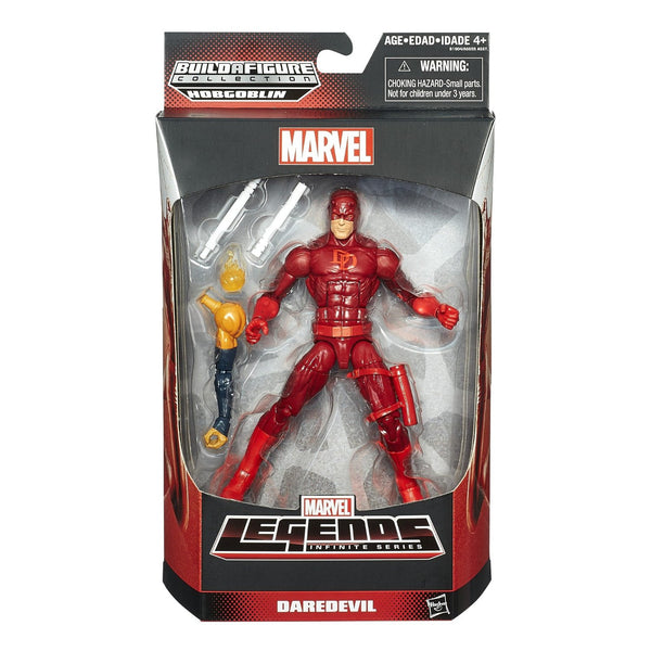 "Marvel Legends Infinite Series Daredevil 6"" Action Figure"