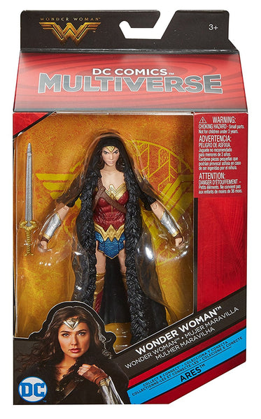 DC Comics Multiverse Wonder Woman Caped Figure