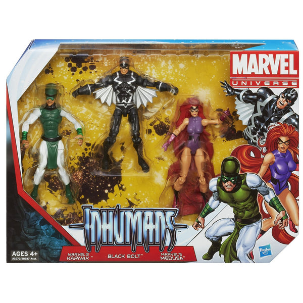 Marvel Universe The Inhumans Action Figure
