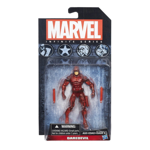 Marvel Infinite Series Daredevil 3.75 Inch Figure