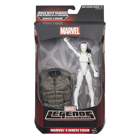 Marvel Legends Infinite Series Marvel's White Tiger