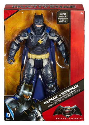 Batman V Superman: Dawn of Justice Multiverse Armour Batman Figure Exclusive