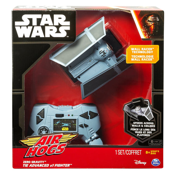 Air Hogs Star Wars Remote Control Zero Gravity TIE Advance X1