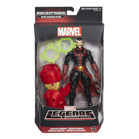 "Marvel Legends Infinite Series Marvel's Heroes Dr. Strange 6"" Figure"