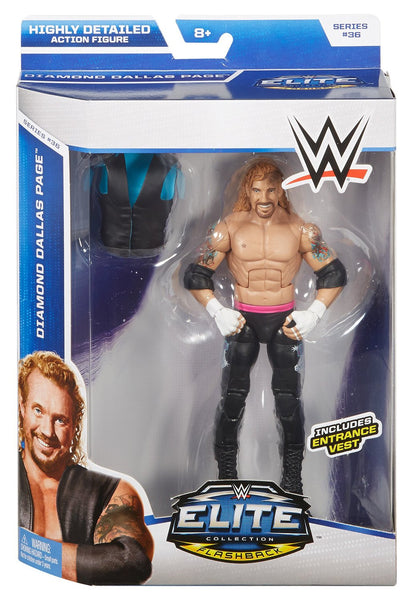 WWE Elite Collection Series #36 - Diamond Dallas Page Figure