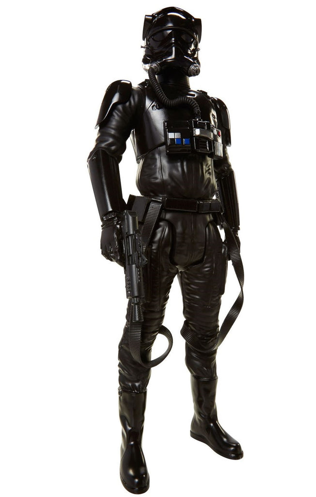 Star Wars First Order Tie Fighter Pilot Jakks 20 Quot Plus