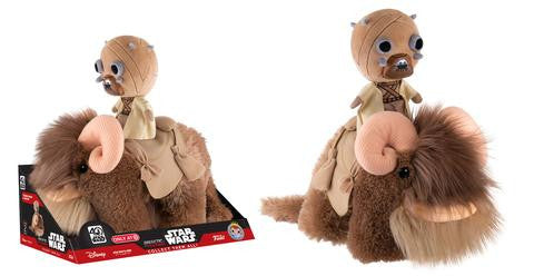 Funko Star Wars plush Galactic Plushies: Tusken Raider & Bantha 2-pack