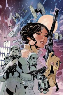 Star Wars Princess Leia #4