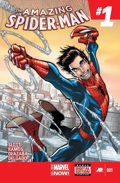 AMAZING SPIDER-MAN VOL. 1 HC