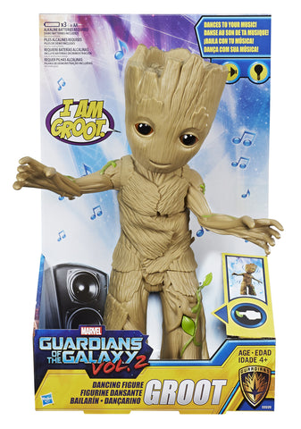 Guardians of the Galaxy Vol. 2 Dancing Baby Groot Hasbro