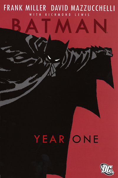 BATMAN YEAR ONE TP