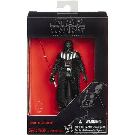 Star Wars Black Series 3.75 The Force Awakens Darth Vader Exclusive 3 3/4