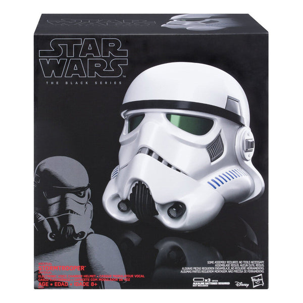 Black Series Stormtrooper Helmet